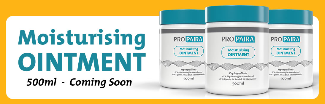 Propaira Moisturising Ointment - Coming Soon