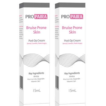 Propaira Post Op Cream for Bruise Pone Skin 15ml x 2