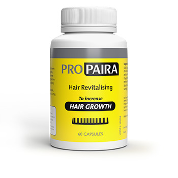 Hair Revitalising 60 Capsules - To Increase Hair Growth