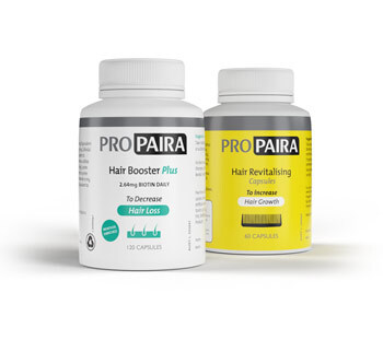 Hair Booster Plus 120 Capsules & Hair Revitalising 60 Capsules