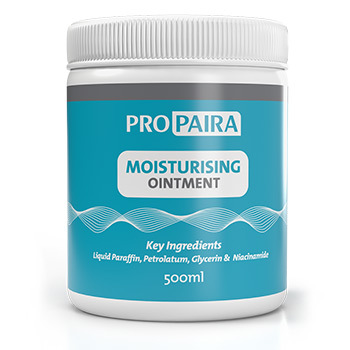 Moisturising Ointment 500ml for very dry to extremely dry skin