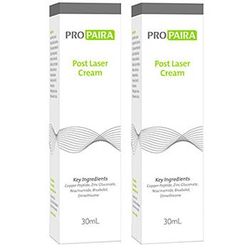 Propaira Post laser Cream 2 x 30ml (Twin Pack)