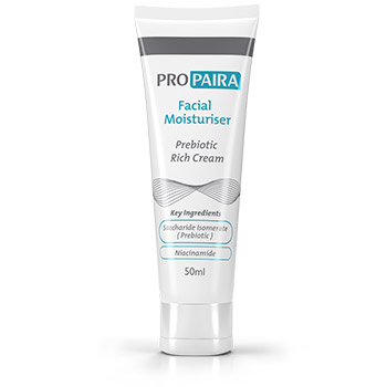 Facial Moisturiser Prebiotic Rich Cream 50ml