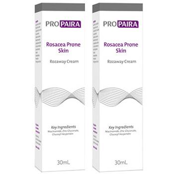 Propaira for Rosacea Prone Skin Rosaway Cream 2 x 30ml (Twin Pack)